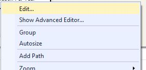 06 Advanced Editor