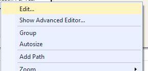 06 Advanced Editor